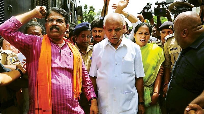 ACB pursuing paper trail that links BS Yeddyurappa to land scam