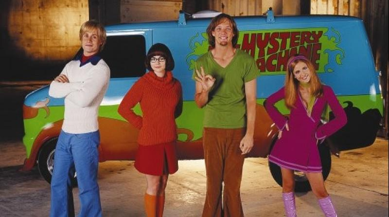 Scooby-Doo reboot to release in 2020