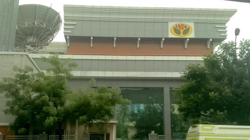 Jaya TV premises raided by Taxmen for alleged Tax Evasion