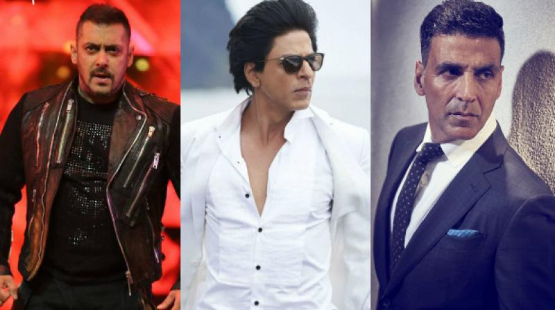 Salman, Shah Rukh and Akshay among Forbes top 10
