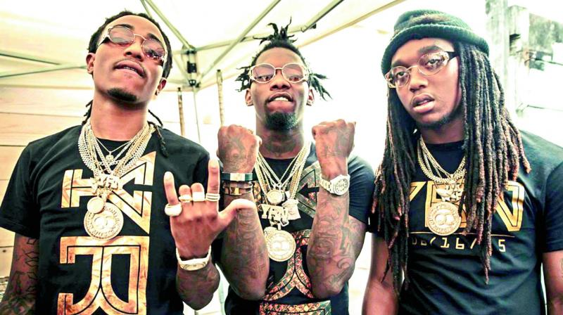 Migos's party shut down