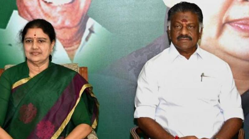 Rebellion in AIADMK? Panneerselvam says Sasikala forced him to resign