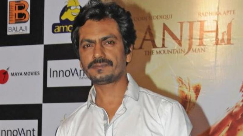Nawazuddin Siddiqui was last seen in 'Babumoshai Bandookbaaz.'