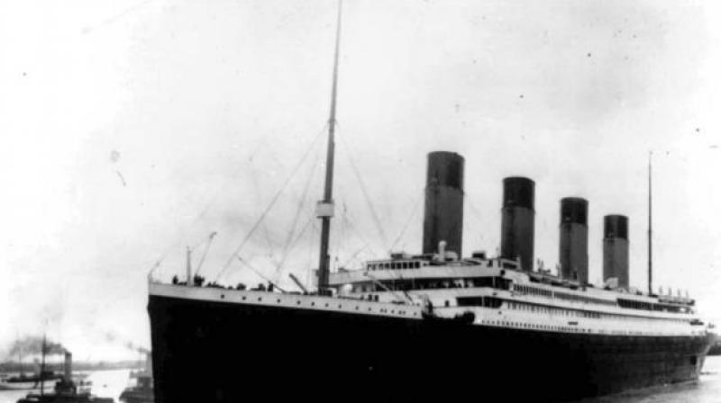 The Titanic (Photo: File/AP)
