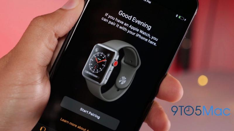 Apple Watch Series 3 gets accidentally listed online, does it confirm launch?