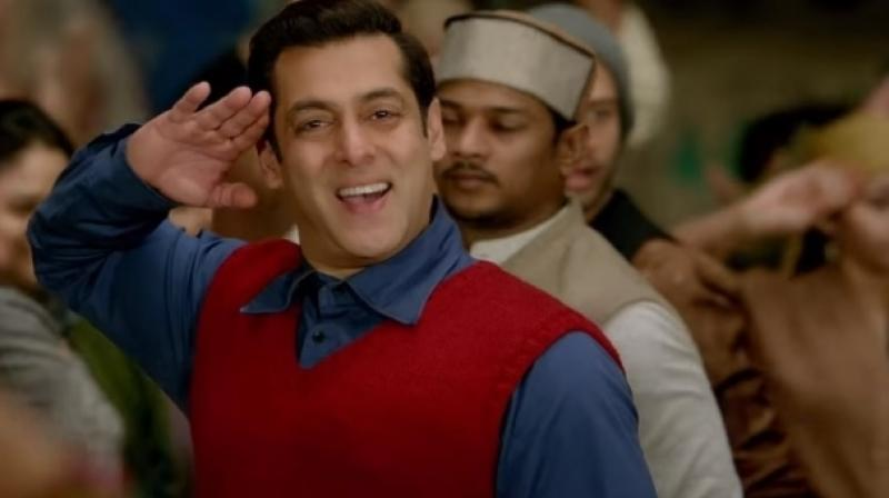 Salman Khan in a still from 'Tubelight.'