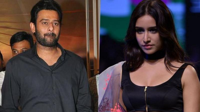 It would be interesting to see how the chemistry between Prabhas and Shraddha Kapoor comes across on screen.