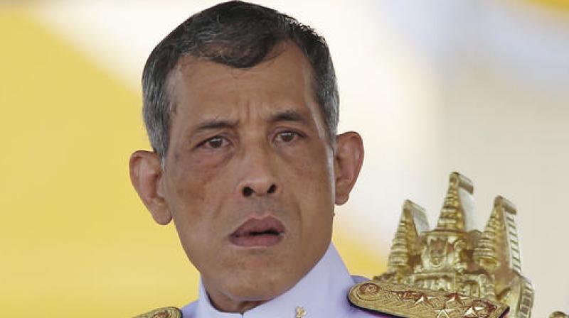 泰国王储返曼谷  今天傍晚将正式登基