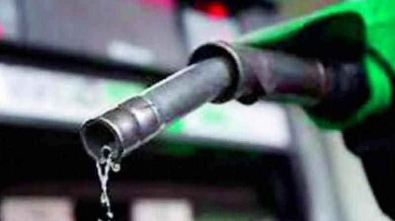 Petrol drops by 2, diesel by 1 per litre
