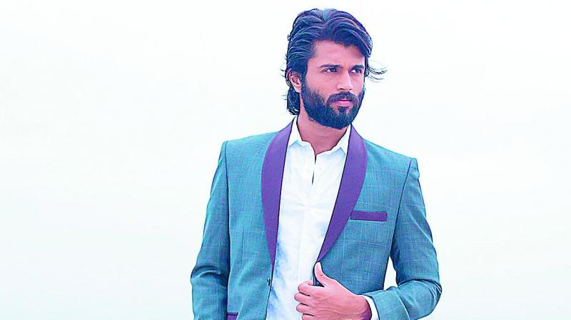 Vijay devarakonda key role in 'Mahanati'
