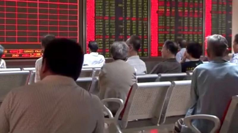 Chinese growth holds steady at 6.7%