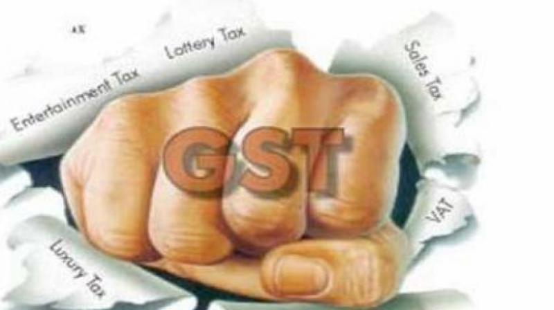 Centre expected to push for 4-tier GST rate structure