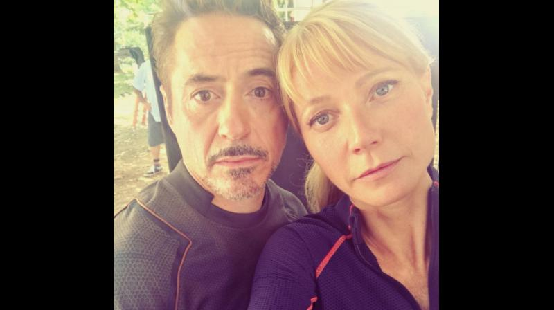 Avengers 4 set images tease Tony Stark and Pepper Potts marriage