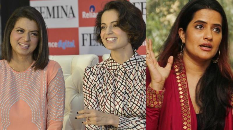 Kangana on sister Rangoli's Twitter antics: She is impulsive