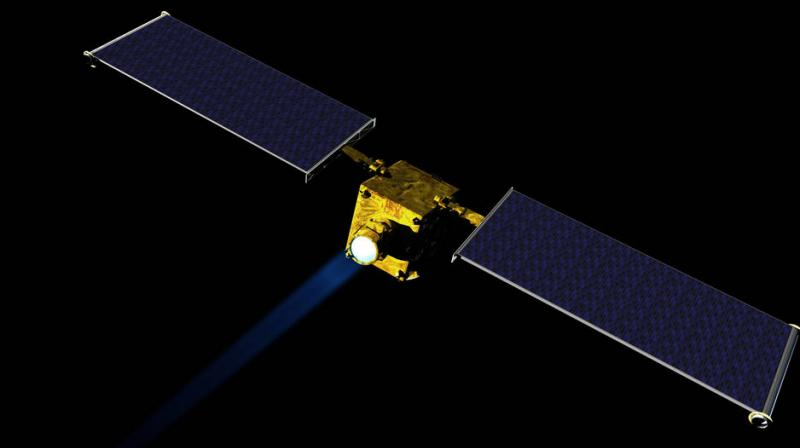 NASA Plans to Crash Satellite Into Asteroid