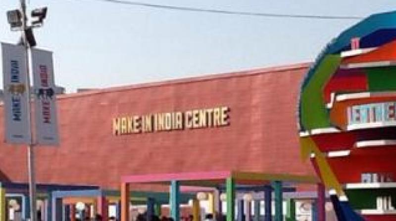 Under Make in India programme, the government is focusing on 25 sectors including defence, food processing and leather.