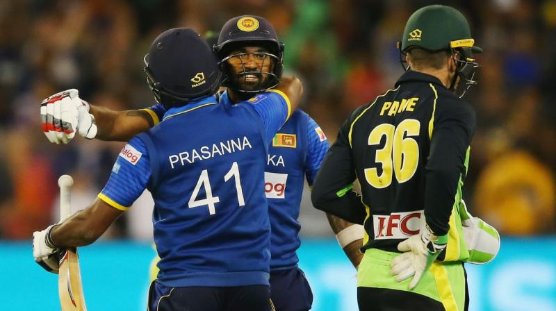 Sri Lanka bowl; Malinga returns, Sanjaya makes debut