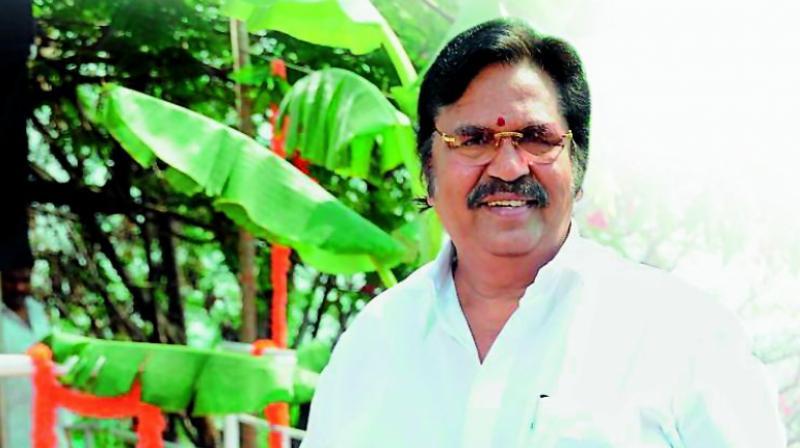 Filmmaker, former minister Dasari Narayana Rao hospitalised