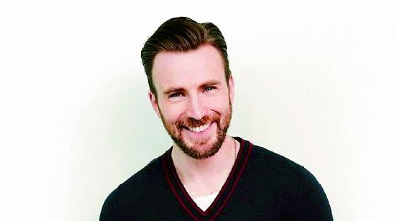 Dawww! Chris Evans wants to be a 'daddy'