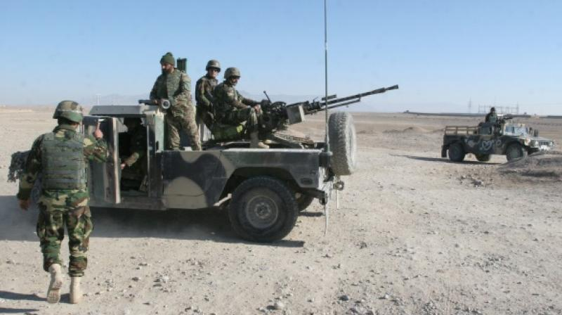Taliban rocket kills 2 in eastern province