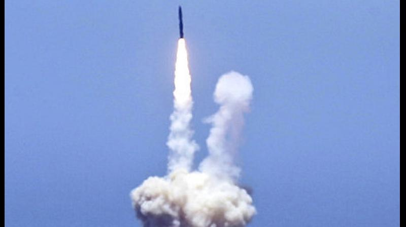 After test, United States  says missile defenses are outpacing ICBM threat