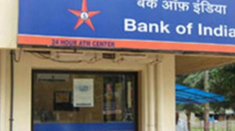 The bank had reported a net loss of Rs 741.36 crore in the April June quarter of previous fiscal