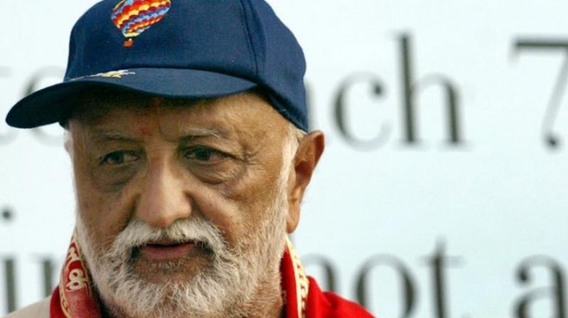 Vijaypat Singhania, the former owner of Raymond Ltd.