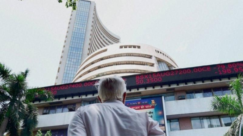 1Sensex gains 100 points, Nifty above 9930; Nifty Metal surges