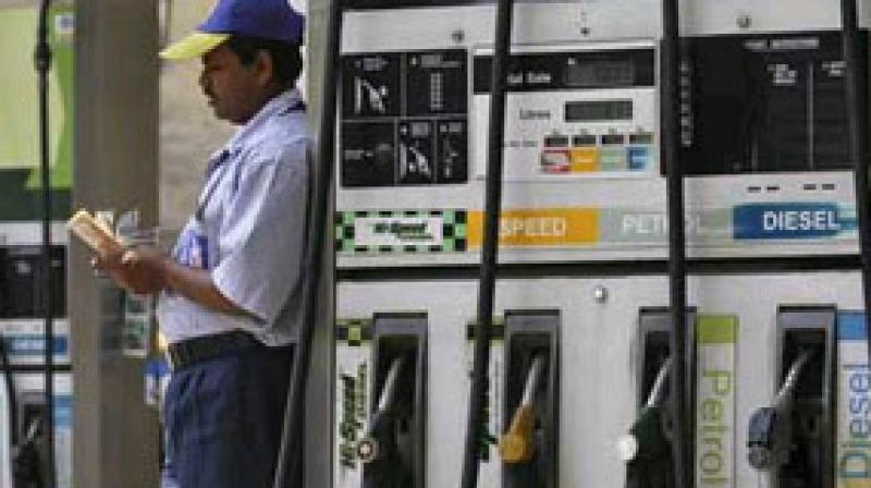 Petrol, diesel prices at 3-year high