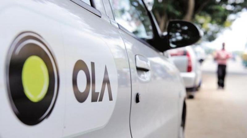 Ola raises USD 1.1 bn towards investments in AI, machine learning