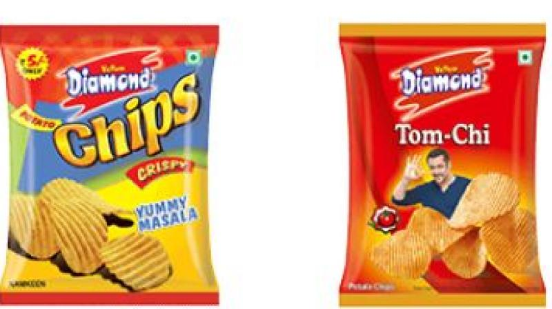 Prataap Snacks ends with over 25% premium