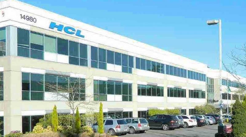 HCL Tech shares down almost 4 per cent after Q2 earnings