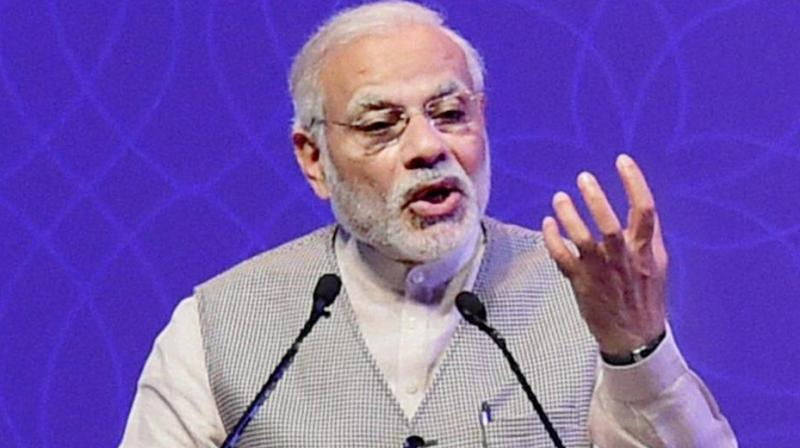 Media should make extra efforts to maintain credibility: PM Modi