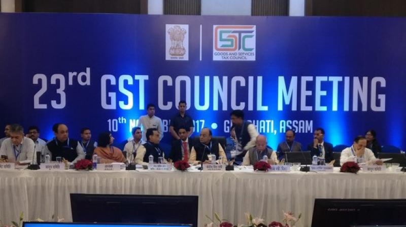 Congress taking undue credit for lowered GST rates: BJP