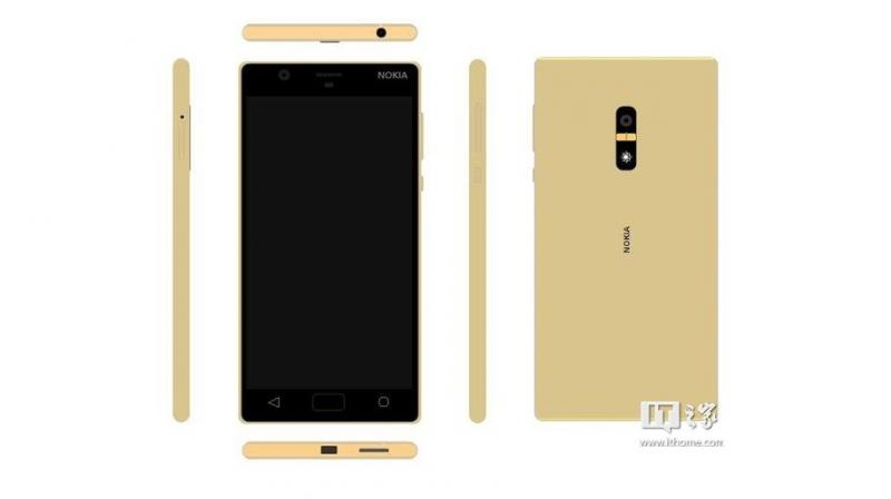 Nokia D1C will sport a 16MP rear camera and an 8MP front camera.