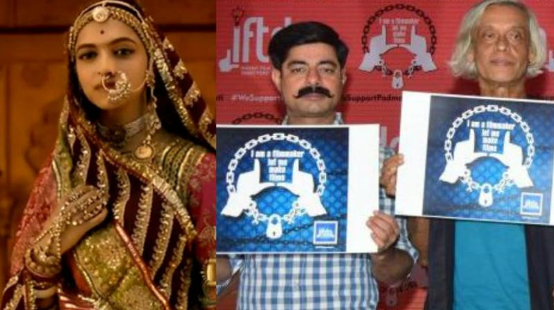 The IFTDA, along with the members and heads of CINTAA, WICA, SWA and Association of Cine and Televisions Art Directors Costume Designers held a meeting recently and professed their unity against the uncivil behaviour of political parties.