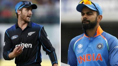 It will take a special effort from Kane Williamson and co to get the better of the India, who begin the series as favourites. (Photo: AP)