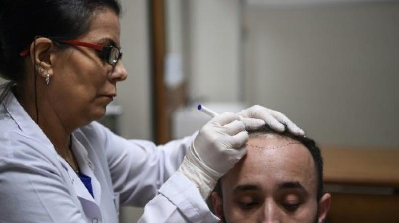 Around 1,200 euros ($1,312) would get a patient three days in Istanbul and a top quality medical treatment. (Photo: AFP)