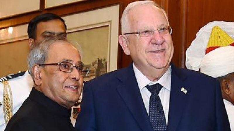 India, Israel to boost anti-terror mission