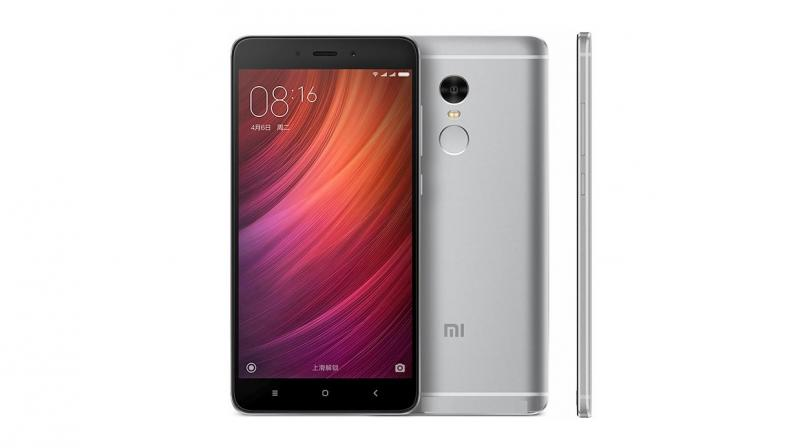 Xiaomi Redmi Note 4 rumored to launch in India in January 2017
