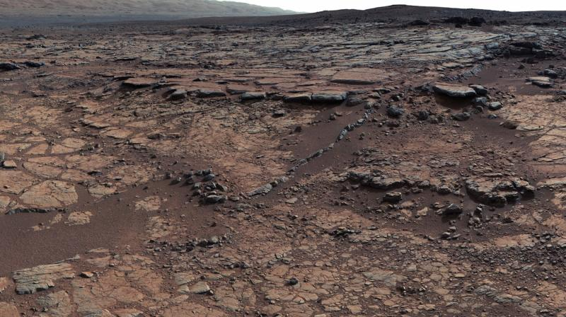 Mars Liquid Water Mystery Stumps Curiosity