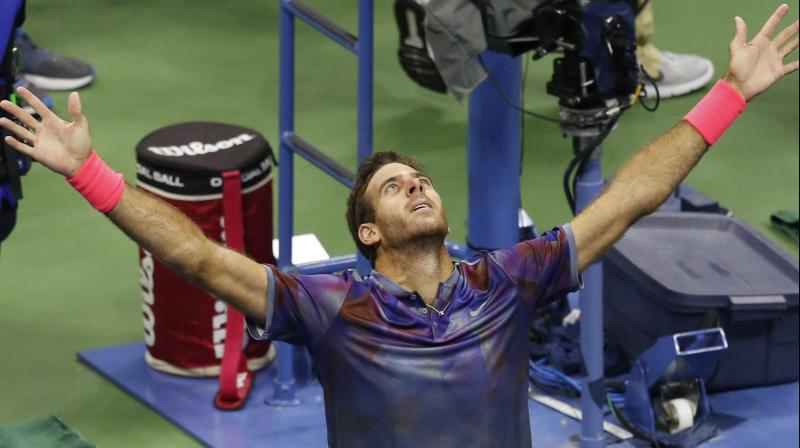 Del Potro said he hopes to repeat his 2009 victory over Nadal ahead of his epic five-set victory over Federer to capture his only Grand Slam title. (Photo: AP)