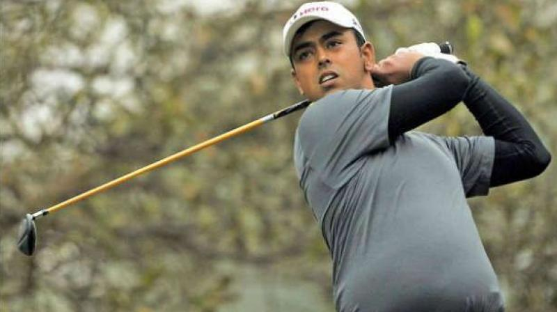Lahiri said his past experience will help him in his campaign this year. (Photo:PTI)