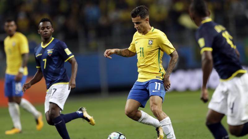 Liverpool to take caution with Philippe Coutinho's fitness - Jurgen Klopp
