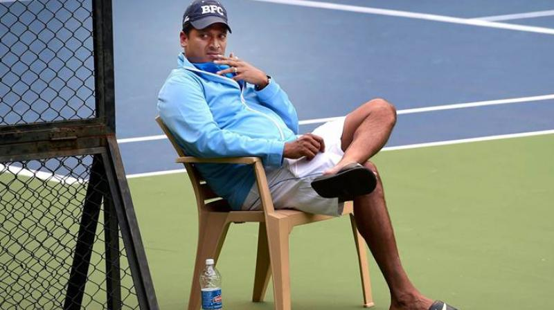 Bhupathi said going to the University of Columbia in New York for the camp has helped the team prepare better for the indoor tie. (Photo:PTI)