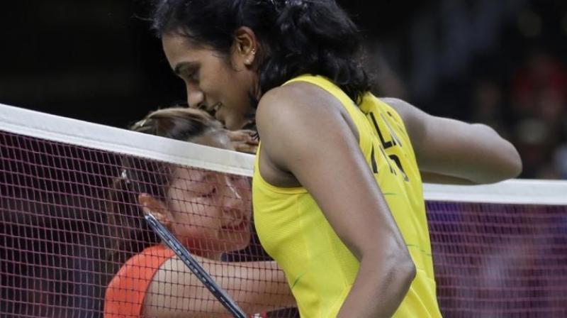 Sindhu in semis; Sameer, Satwik-Chirag lose in Korea Open quarters