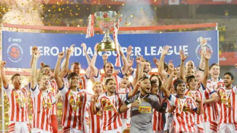 Defending champions ATK play runner-up Kerala Blasters in ISL 2017 opener