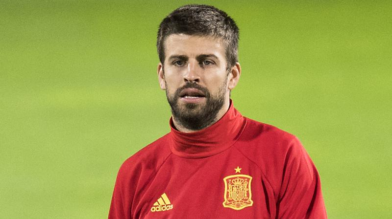 Gerard Pique won't be affected by boos from Spain fans - Thiago Alcantara