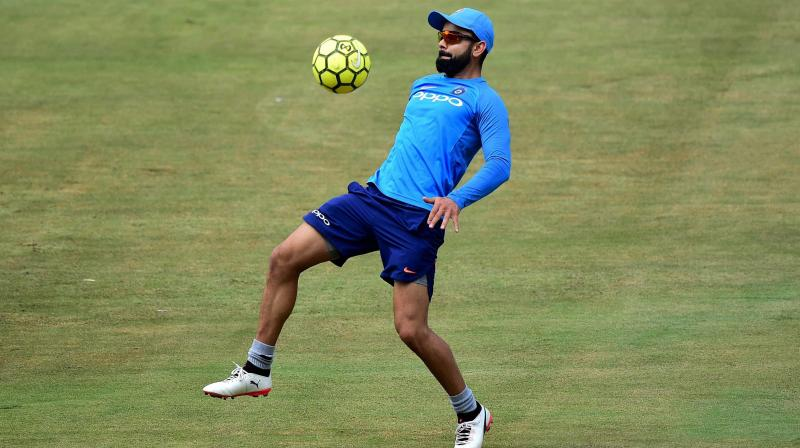 Celebrity Classico: Ranbir and co go down fighting against Virat's team