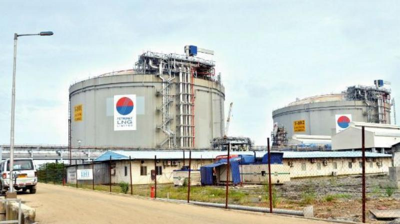 RasGas had in the contract promised to give 5 per cent stake to Petronet or its nominee in the liquefication plant in the Gulf nation.